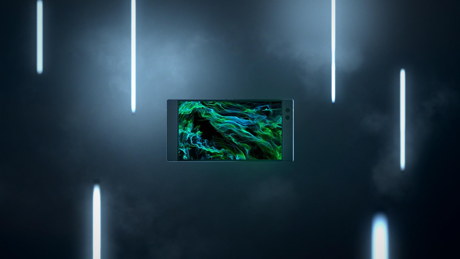 Razer Phone front